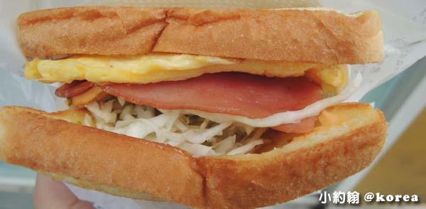 韓國自由行-第二天-4.Isaac toast美味土司2.jpg