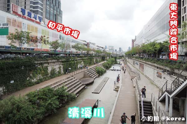 韓國自由行-第二天-8.東大門 清溪川.jpg