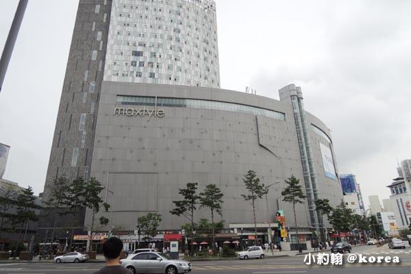 韓國自由行-第二天-7.東大門商圈 Maxtyle