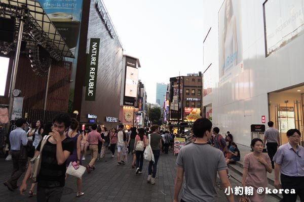 韓國自由行-第二天-10.明洞 Myeongdong商圈.jpg