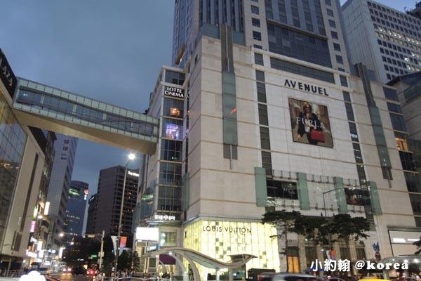 韓國自由行-第二天-14.樂天百貨公司 AVENUEL名品館.jpg