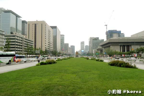 韓國自由行-第四天-4.光化門廣場.jpg