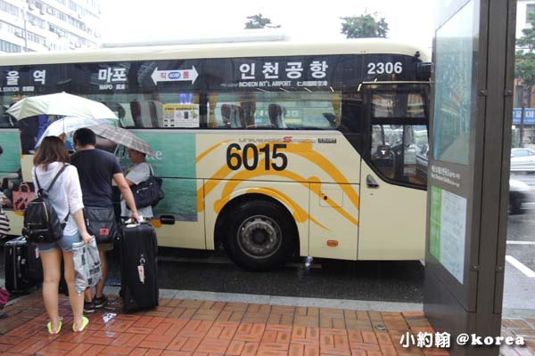 韓國自由行-第四天-11.機場巴士6015.jpg