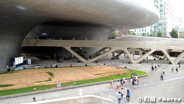韓國自由行-東大門設計廣場 Dongdaemun Design Plaza ((DDP)2.jpg