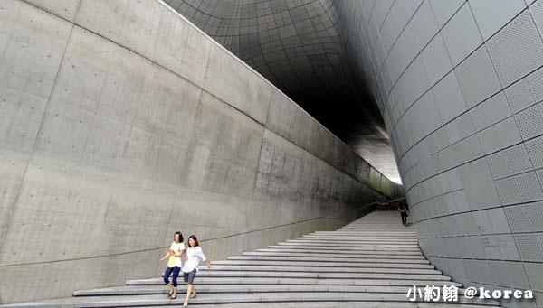 韓國自由行-東大門設計廣場 Dongdaemun Design Plaza ((DDP)6.jpg