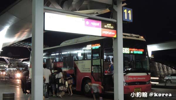 韓國仁川機場巴士到首爾市區飯店.jpg
