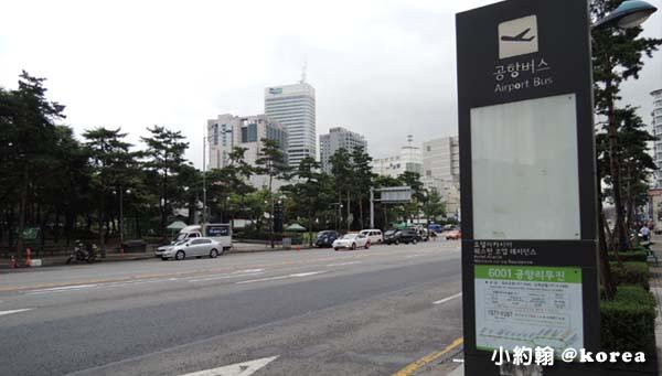 韓國機場巴士市區站牌.jpg