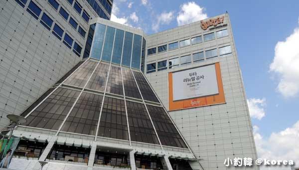韓國首爾五天四夜自由行 Day2.doota東大門商圈.jpg