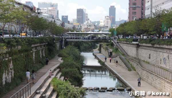 韓國首爾五天四夜自由行 Day2.清溪川.jpg