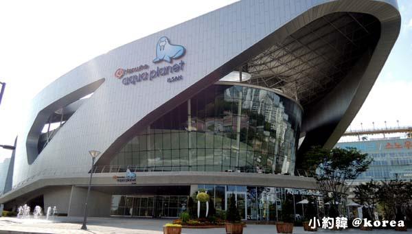 韓國首爾五天四夜自由行 Day2.一山水族館aqua planet.jpg