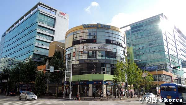 韓國首爾五天四夜自由行 Day2.Western Dom商場百貨.jpg