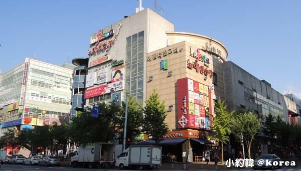 韓國首爾五天四夜自由行 Day2.Lafesta商場百貨.jpg