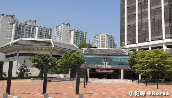 韓國首爾五天四夜自由行 Day3.奧林匹克公園博物館.jpg