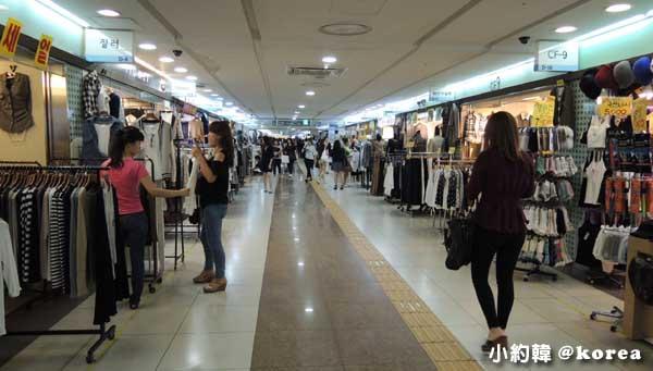 韓國首爾五天四夜自由行 Day3.江南地下購物中心.jpg
