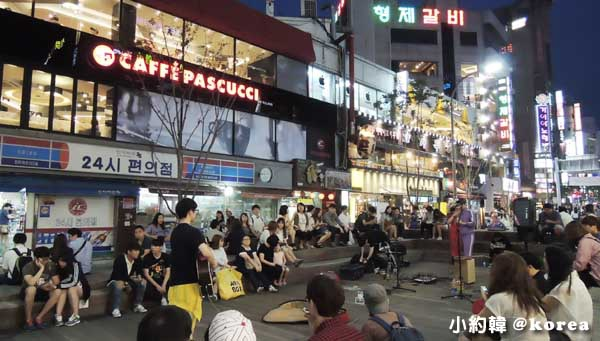 韓國首爾五天四夜自由行 Day3.新村商圈.jpg