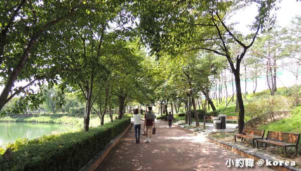 韓國首爾五天四夜自由行 Day3.石村湖水公園2