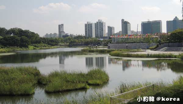 韓國首爾五天四夜自由行 Day3.奧林匹克公園OLYMPIC PARK2
