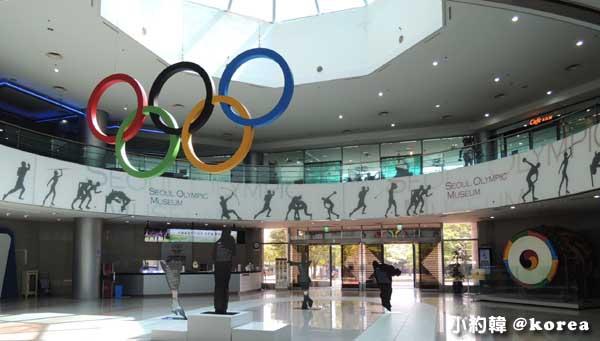 韓國首爾五天四夜自由行 Day3奧林匹克博物館Olympic Museum