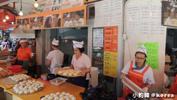 韓國首爾五天四夜自由行 Day4.南大門市場肉包