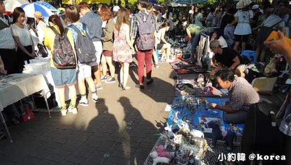 韓國首爾五天四夜自由行 Day4.弘大假日創意手作市場