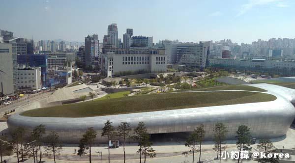 韓國首爾五天四夜自由行 Day5.DDP東大門設計廣場Dongdaemun Design Plaza.jpg