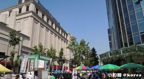 韓國首爾五天四夜自由行 Day5.東大門Kwanghee fashion mall.jpg