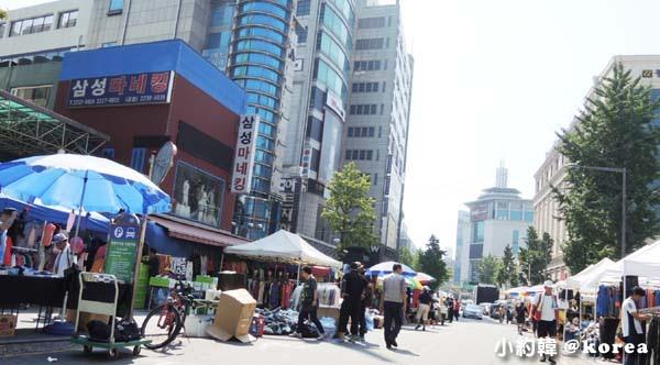 韓國首爾五天四夜自由行 Day5.東大門路邊攤.jpg
