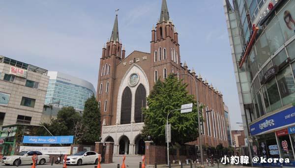 韓國首爾五天四夜自由行 Day5. 新村 滄光教堂 滄川教會.jpg