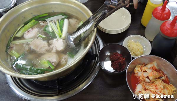 韓國首爾五天四夜自由行 Day5.東大門陳元祖一只雞2