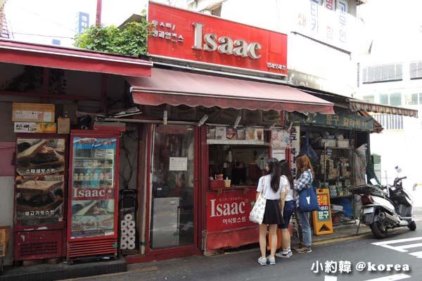 韓國Isaac Toast連鎖美味三明治 東大門歷史文化店.jpg