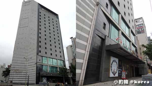韓國首爾東大門住宿Benikea Hotel Acacia三星飯店