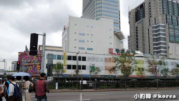 清溪川旁Pyeonghwa Market和平成衣市場與東大門綜合市場.jpg