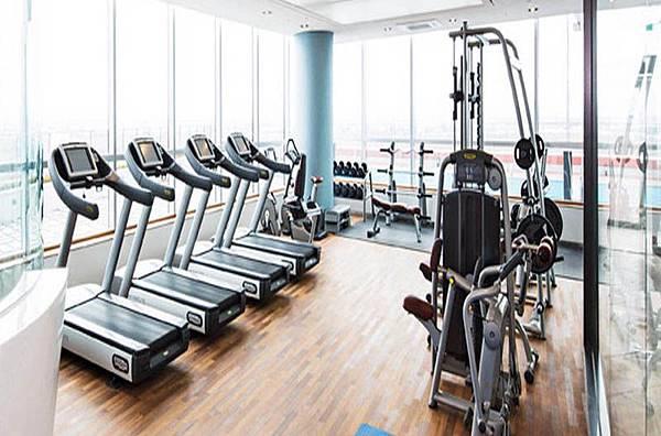 MVL Hotel Goyang gym