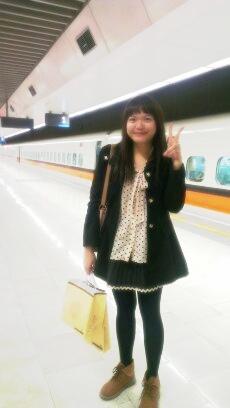 第一次的高鐵體驗.jpg
