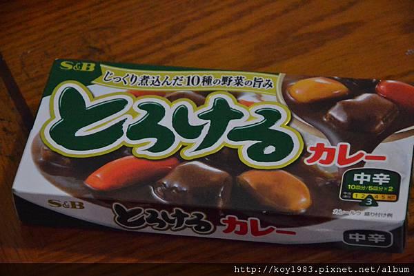 12-09-08帥哥主廚到我家台灣版之日式咖哩 007