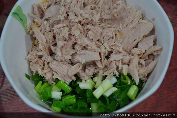 12-10-07青蔥鮪魚洋蔥沙拉 010
