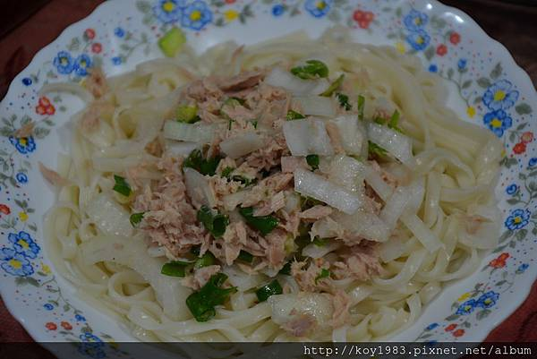 12-10-07青蔥鮪魚洋蔥沙拉 018