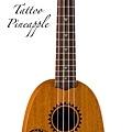 Luna Tattoo ukulele