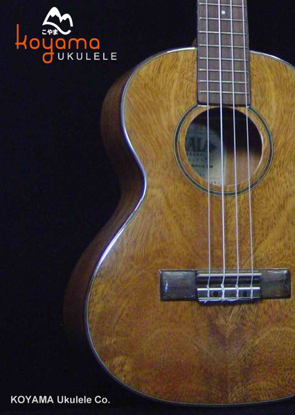 小山 烏克麗麗 koyama ukulele uke