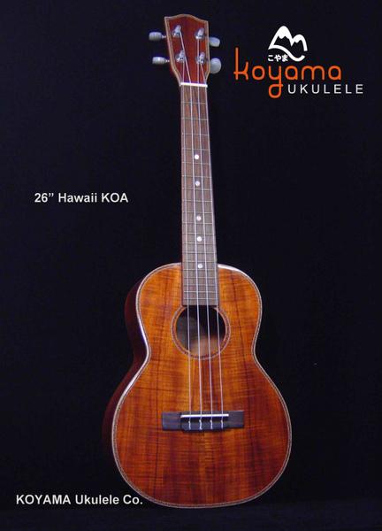 26手工桃相思木正面-tenor-ukulele.jpg