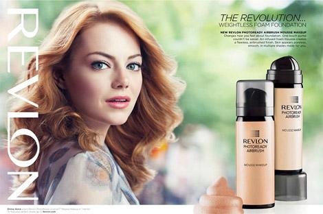 Emma-Stone-Revlon-foundation-ad-campaign