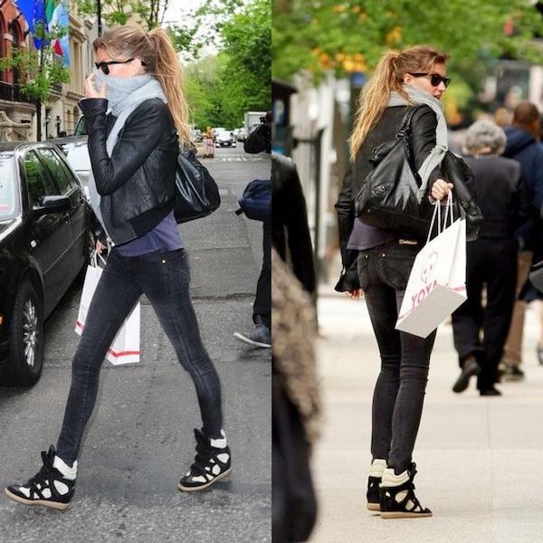 Gisele-Bundchen-Isabel-Marant-wedge-sneakers-7