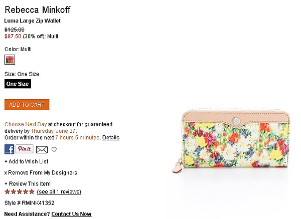 Rebecca Minkoff Luma Large Zip Wallet   SHOPBOP   Use Code  EXTRA25 for 25  Off Sale Items.png