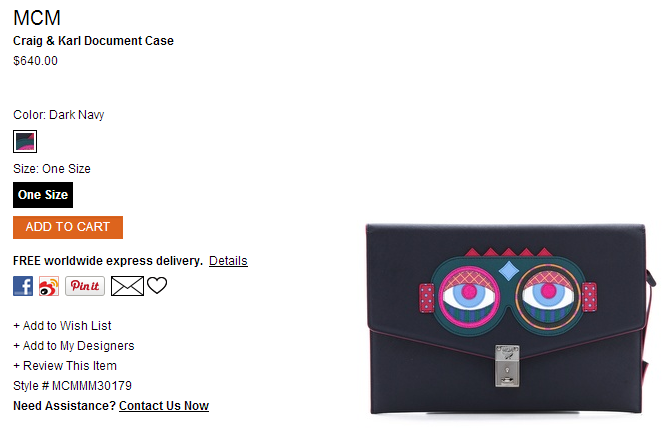 MCM Craig   Karl Document Case   SHOPBOP.png