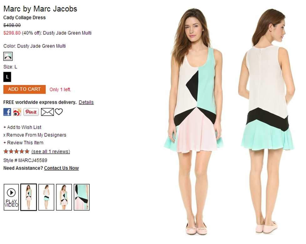 Marc by Marc Jacobs Cady Collage Dress   SHOPBOP-horz.jpg