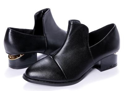 Avivi 巴黎街拍尖頭紳士樂福鞋 黑  - Yahoo!奇摩購物中心.png