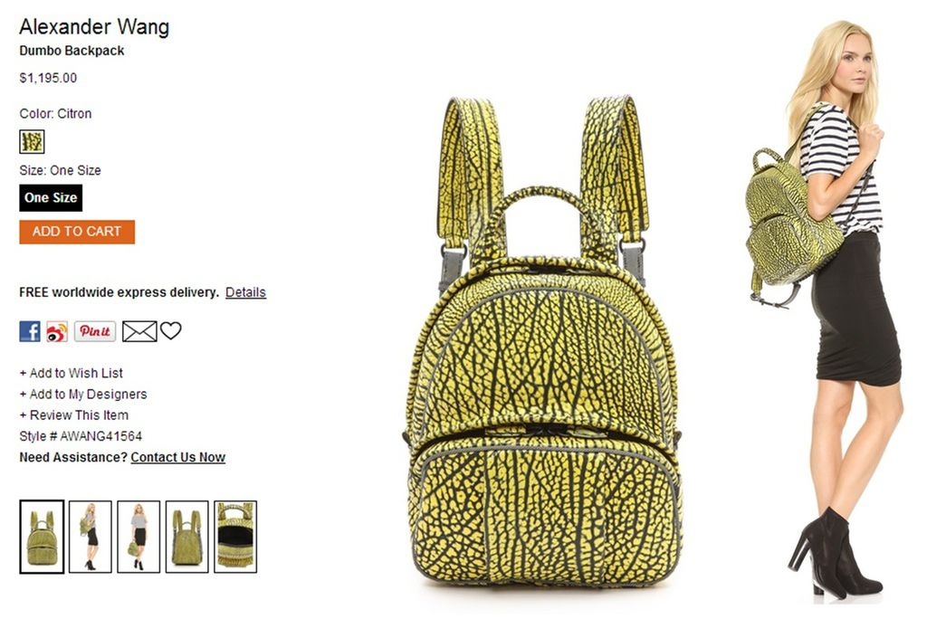 Alexander Wang Dumbo Backpack.jpg