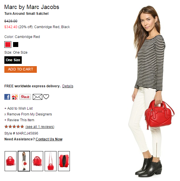 Marc by Marc Jacobs Turn Around Small Satchel   SHOPBOP.png