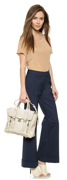 3.1 Phillip Lim Pashli Medium Satchel   SHOPBOP2