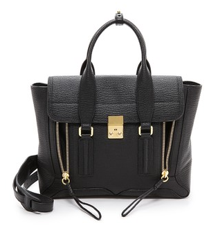 3.1 Phillip Lim Pashli Medium Satchel   SHOPBOP3